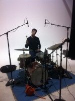 Benjamin Sanz - WNUR Studios, Nov. 4, 2013