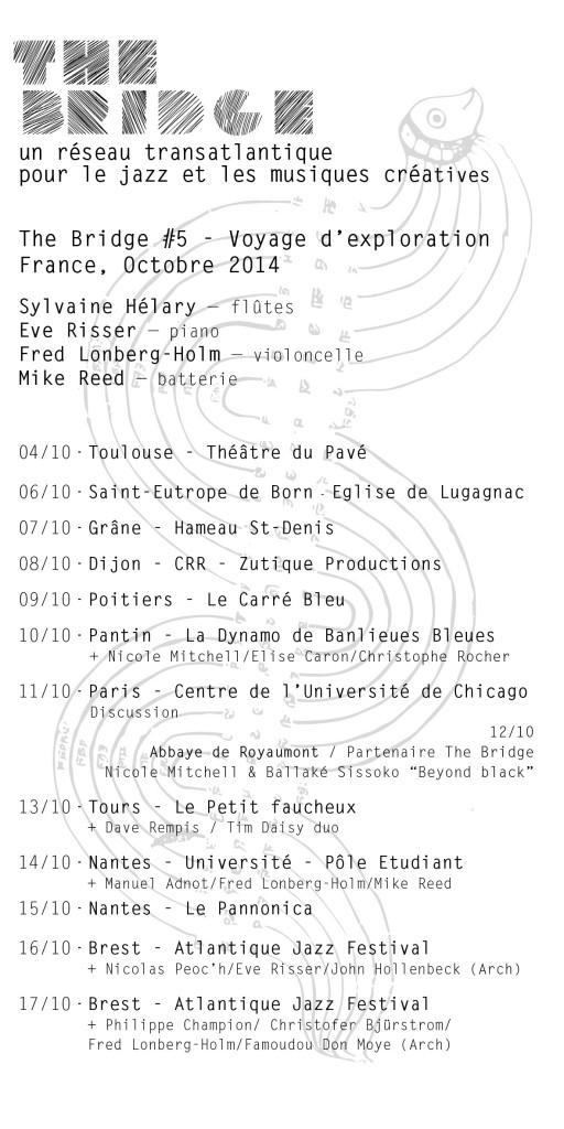Flyer #5 Verso