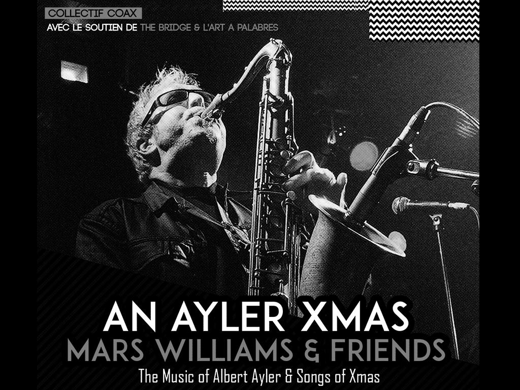 12/12/18 –An Ayler Xmas